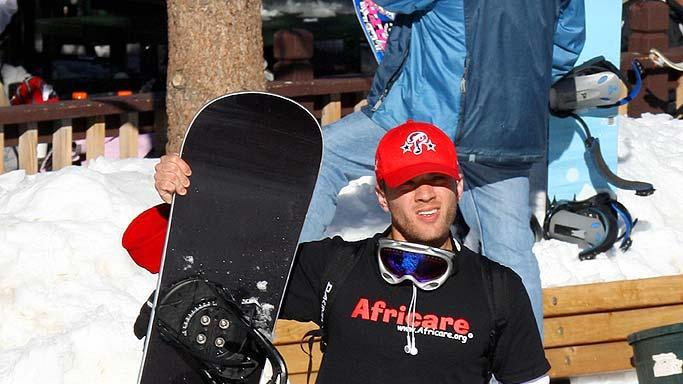 Phillippe Ryan Snowboard