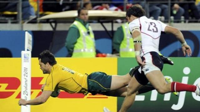 World Cup - Ashley-Cooper snubs offers from abroad to stay with Wallabies