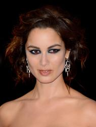 At the London premier of Skyfall the night before last (need to see it asap, don't you?), we couldn't believe it when brand new Bond Girl Berenice Marlohe turned up