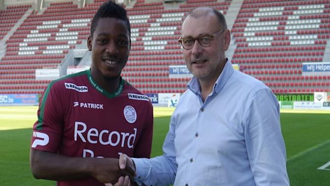 OFFICIAL: Kingsley Madu joins S.V. Zulte Waregem