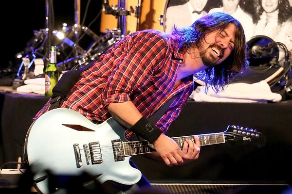 Dave Grohl Asked PJ Harvey to Cover Nirvana with Sound City Players