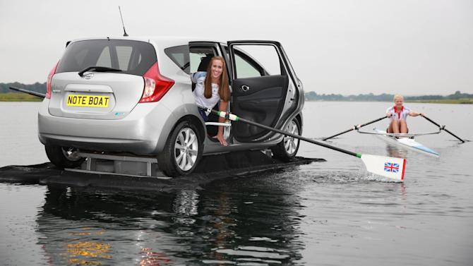 Launch of new Nissan Note