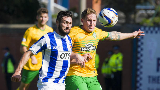 Soccer - Scottish Premiership - Kilmarnock v Celtic - Rugby Park
