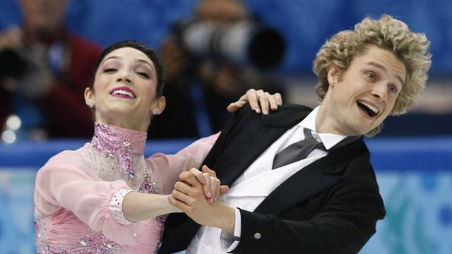 Figure Skating - Davis and White revive US fortunes