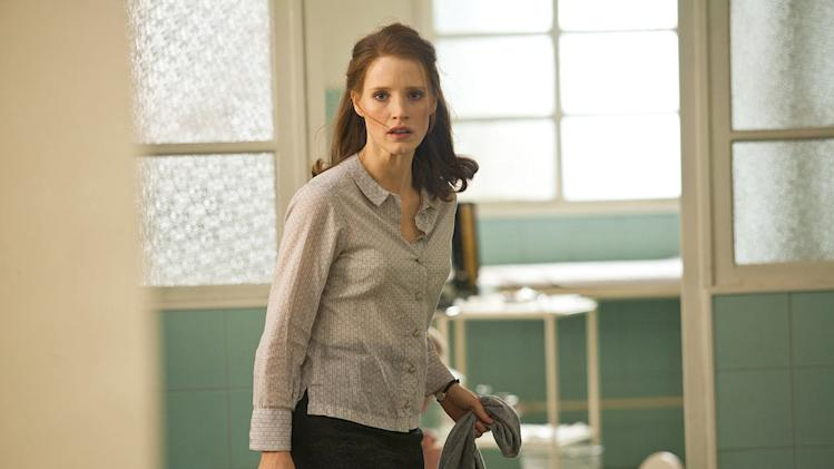 The Debt Focus Features 2011 Jessica Chastain