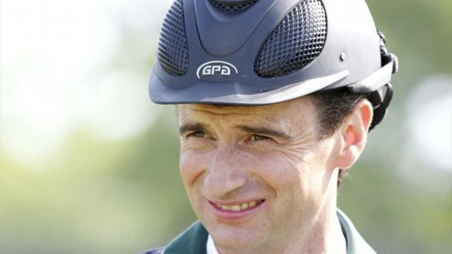 Equestrianism - Lynch puts underwhelming season behind him