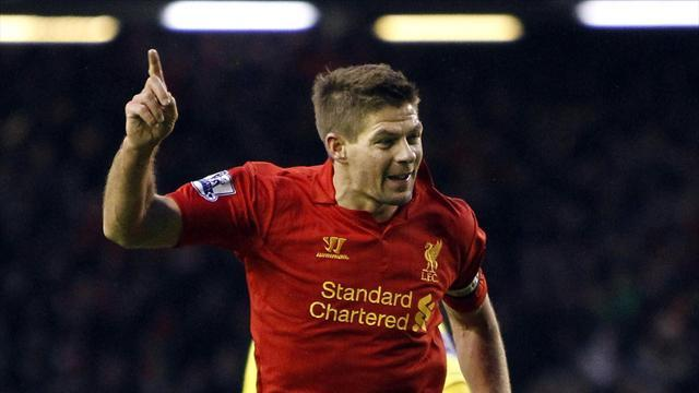 Football - Gerrard humbled by tribute