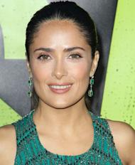 Salma Hayek: 'Mexican heritage remarks were lost in translation'
