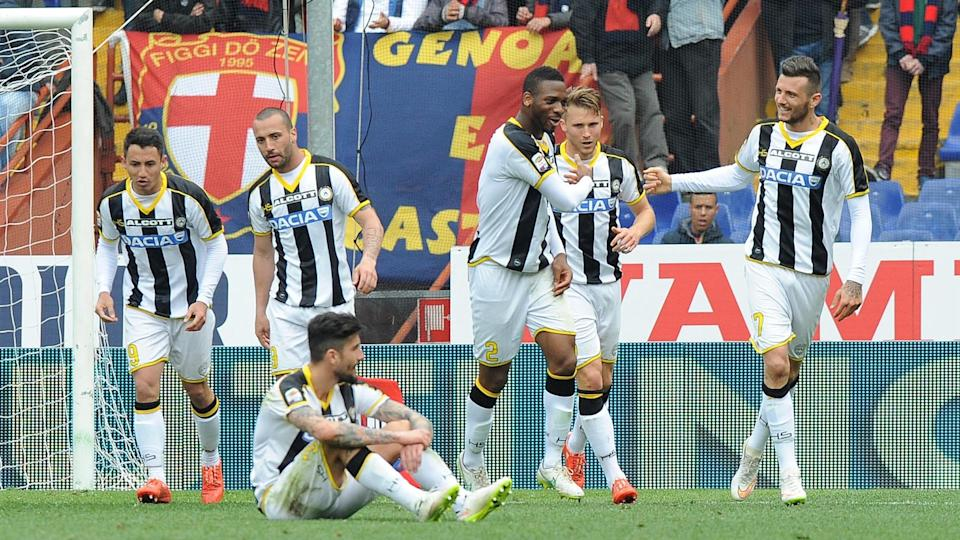 Video: Genoa vs Udinese