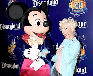 Christina Aguilera Accused of Disneyland Meltdown, …