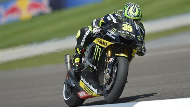 Motorcycling - Crutchlow: Emulating 2012 not easy