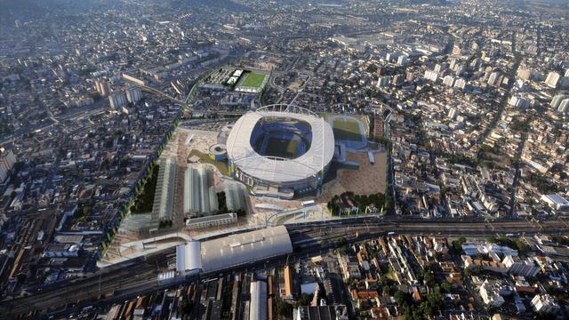 Olympic Games - Trouble over Rio's rugby sevens venue