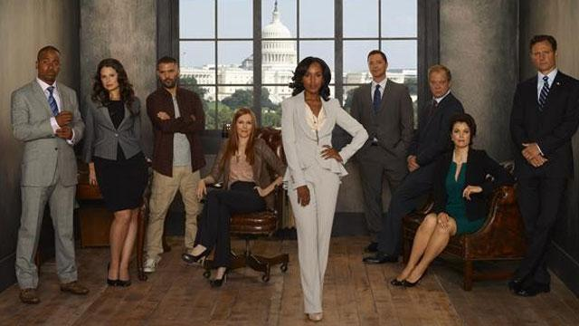 'Scandal' Cast Previews S3's Biggest 'OMG' Moments