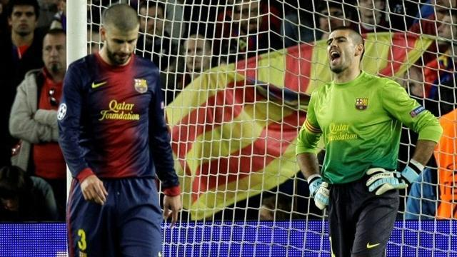 Champions League - The end of the Barcelona era?