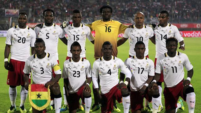 World Cup - Country profile: Ghana