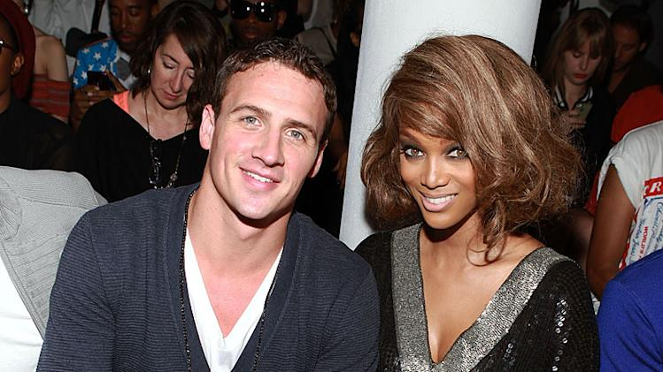 Ryan Lochte, Tyra Banks
