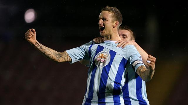 League One - Coventry end Orient unbetaen run
