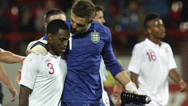 Euro U21 - Furious FA hit out at UEFA over punishment for Serbia