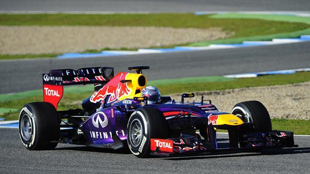 Formula 1 - Vettel quickest on second morning of Barcelona test