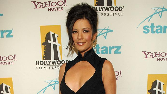 Hollywood Film Festival Awards 2007 Catherine Zeta Jones