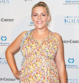 Busy Philipps Jokes About Potential Baby Names: Oprah, Rihanna, Aaliyah or RiRi?