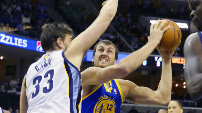 Randolph leads Grizzlies over Golden State
