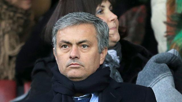 Football - Mourinho relishing Real battle
