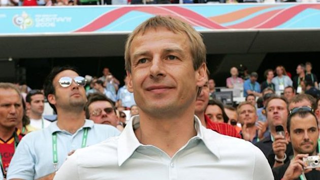 FOOTBALL 2006 World Cup Germany-Sweden Klinsmann