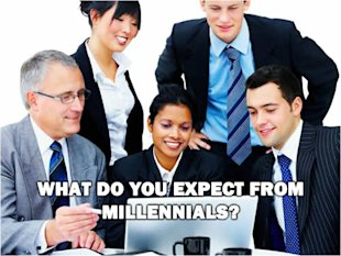 What Do You Expect From Millennials? image how to manage millennials