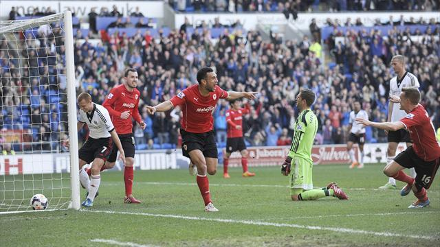 Premier League - Cardiff seal huge win over wretched Fulham