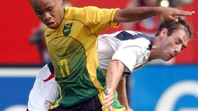Concacaf Football - Jamaica's Hue gets nine-month doping ban