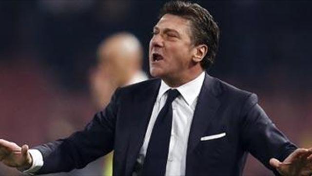 Italian Serie A - Mazzarri to be offered €7m