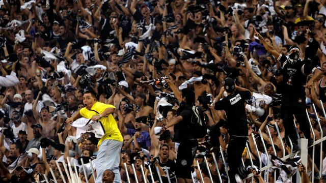 South American Football - Corinthians players threaten strike after fans' attack