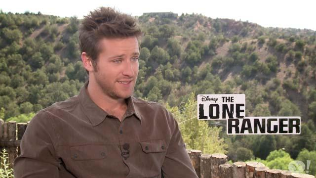 'The Lone Ranger' Insider Access: Challenges