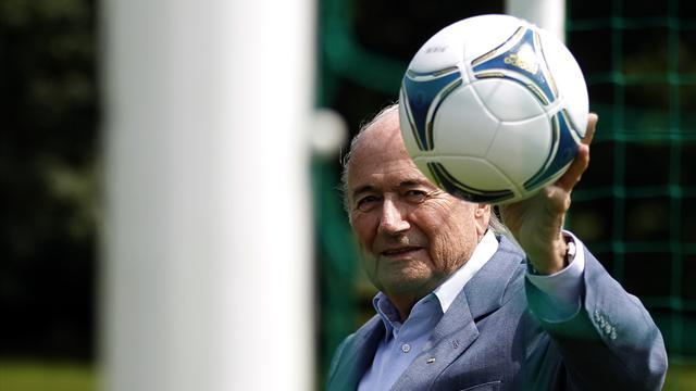 World Cup - You can never escape politics, says Blatter