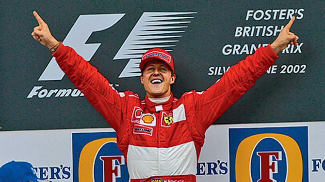 Revealed: The greatest Formula One driver of all time