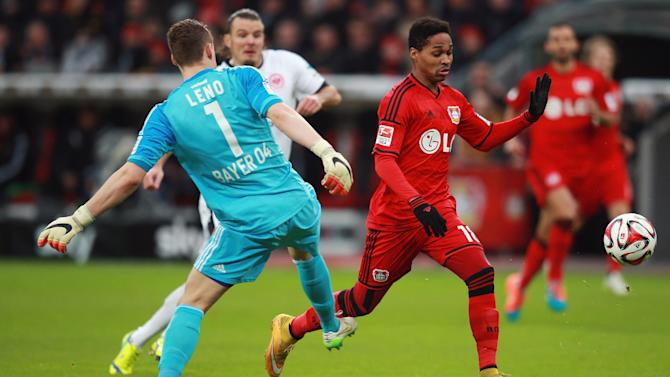 Video: Bayer Leverkusen vs Eintracht Frankfurt