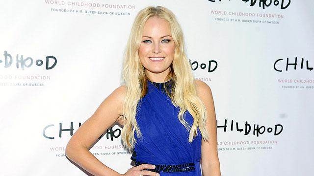 Malin Akerman Pregnant with First Child