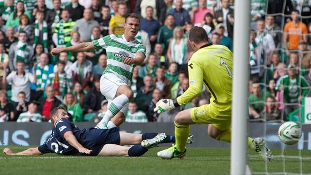 Scottish Premiership - Boerrigter to miss Celtic's Euro clash