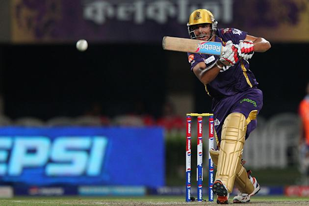 IPL6: Kolkata Knight Riders vs Rajasthan Royals