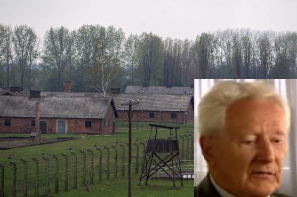 Oskar Gröning has admitted witnessing the murder of 300,000 prisoners at the Auschwitz death camp