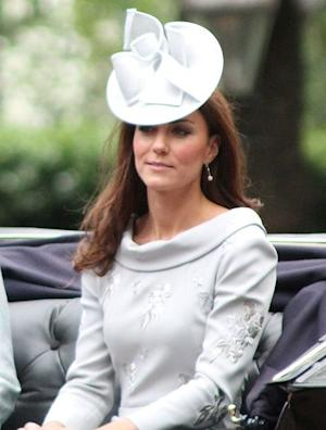 Should Kate Middleton Be the New Role Model for Pregnant Celebrities?