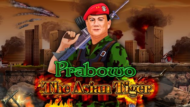 Prabowo the Asian Tiger