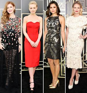 Isla Fisher and Carey Mulligan at the Great Gatsby World Premiere: Who Looked the Best?