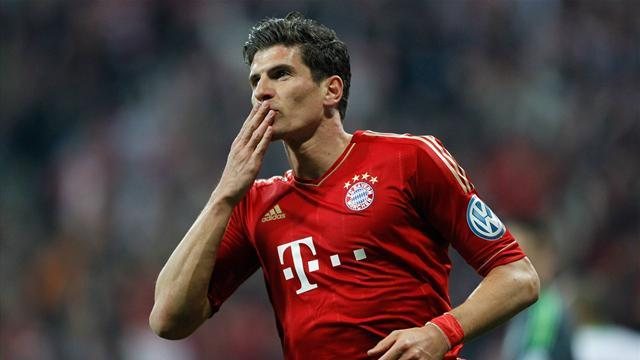 Bundesliga - Sammer: Gomez only wants to join Fiorentina