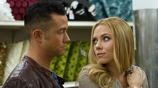 New Pic: JGL & Scarjo Spark in 'DON JON'