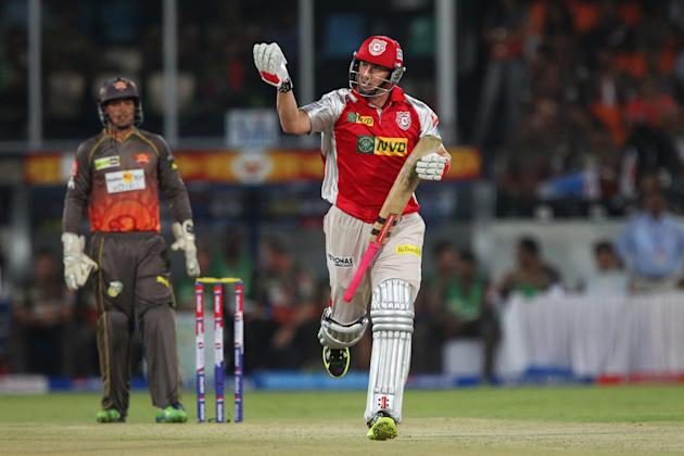 IPL6: Kings XI Punjab vs Sunrisers Hyderabad