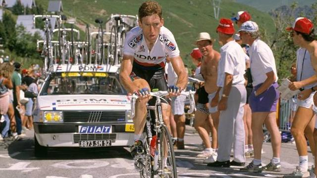 Cycling - The incredible story of the Irish duel at the 1987 Paris-Nice