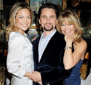Goldie Hawn: Kate Hudson Isn't Married to Matthew Bellamy -- Yet!