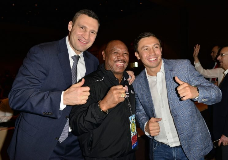 Gennady Golovkin to fight Danny Jacobs in NY  on March 18